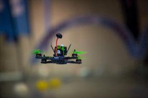 Getting started in FPV drone racing