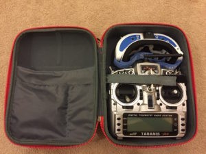 What's in my FPV quadcopter bag?