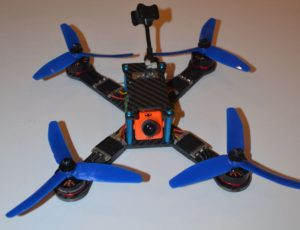 FPV Frenzy Stretch 220 Frame
