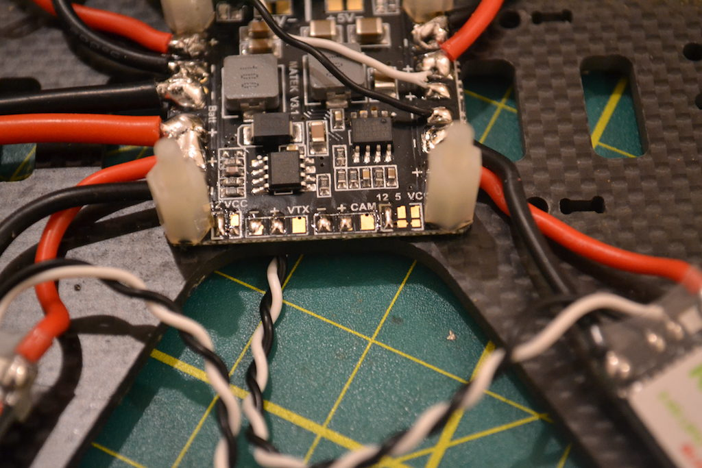 How To Build A Drone (step by step complete guide) Drone Circuit Wiring Diagram on drone tools, drone accessories, drone parts diagram,
