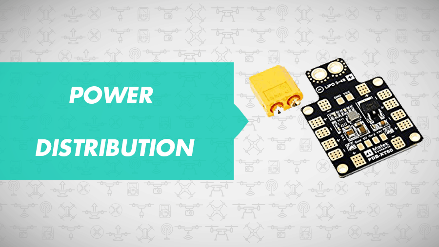 Power Distribution Boards For FPV Drones