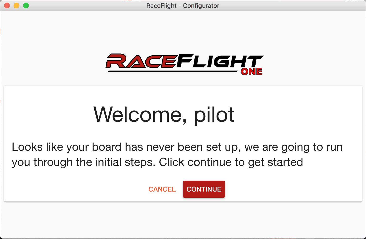 Raceflight One Review and How To
