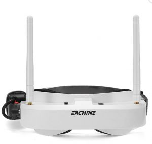 Eachine EV100 Review | Cheap Fatshark style FPV Goggles