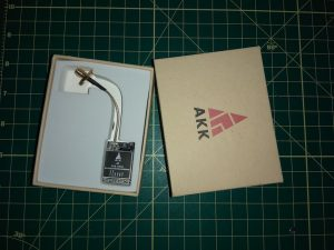 Inexpensive VTx with SmartAudio: AKK X2P