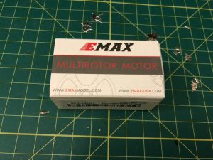 Emax RSII 2306 Motor Review (Very light for size)