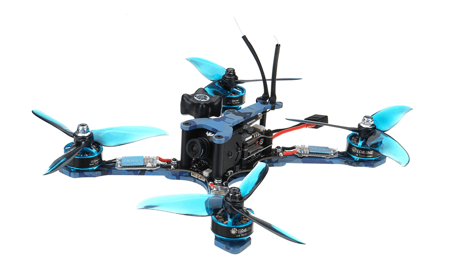 Eachine Wizard TS215 racing drone