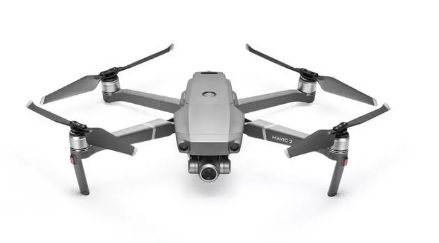 Drones That Can Be Controlled with A Smartphone - DJI mavic pro 2